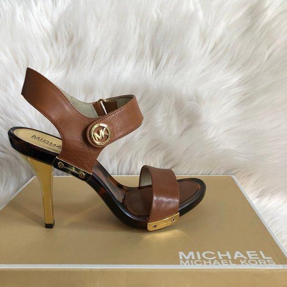 Womens Heels Michael Kors Lani Sandal